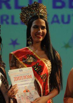 Grand Prix Mrs International Крохалева Анастасия