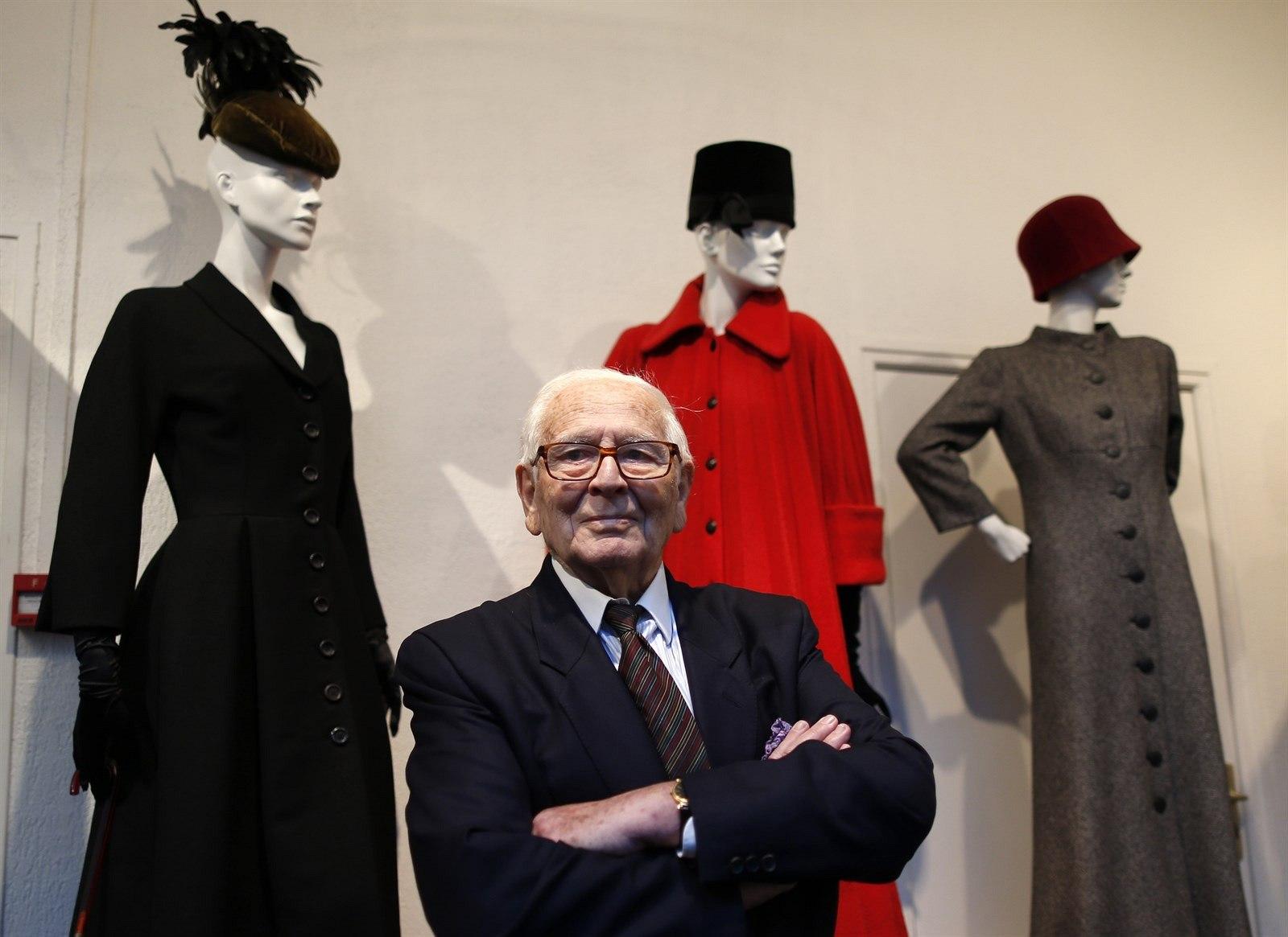 Пьер Карден представит в Астане свою новую коллекцию